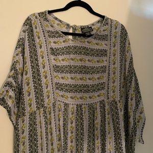 Angie Mini Dress/Tunic